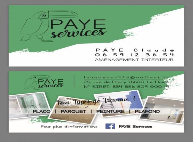 Paye Services Amenagement Interieur A Le Havre 76600